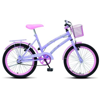 Bicicleta Colli Ciça Aro 20 Freios V