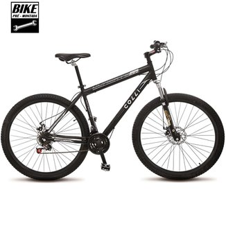 Bicicleta Colli Ultimate MTB A.29 21M Aro Aero Freios a Disco - 405.05D