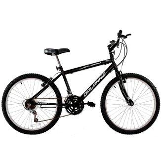 Bicicleta Dalannio Bike Stroll Aro 26 Masculina 18 Marchas