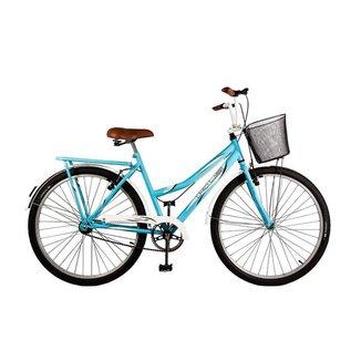 Bicicleta de Passeio KLS Retro Aro 26 com Freios V-brake