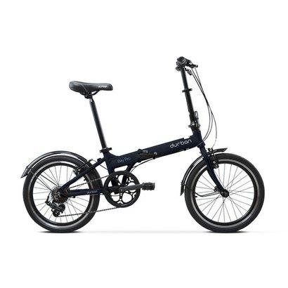 Bicicleta Dobrável Bay Pro Amarelo - Durban - Unissex
