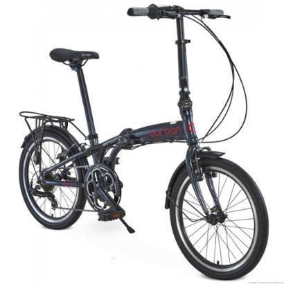 Bicicleta Dobrável Durban Sampa Pro - Unissex