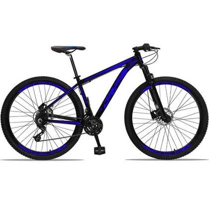 Bicicleta Drais 24V Aro 29 Câmbios Shimano Freio a disco Hidráulico MTB Aluminio