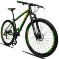 Bicicleta Dropp Z3 Aro 29 Câmbios Shimano Freio a Disco e Suspensão