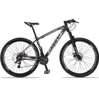 Bicicleta Dropp Z4x 27 Marchas Aro 29 Câmbios GTA Freio A Disco Hidráulico