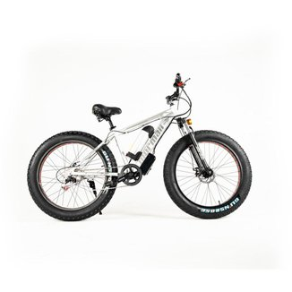 Bicicleta eletrica Mormaii mountain all terrier aro 29