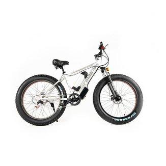 Bicicleta elétrica Mormaii mountain all terrier aro 29