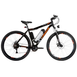 Bicicleta Elétrica Track Bikes Shimano MTB Aro 29  Lithium