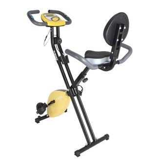 Bicicleta ergométrica dobrável WCT Fitness