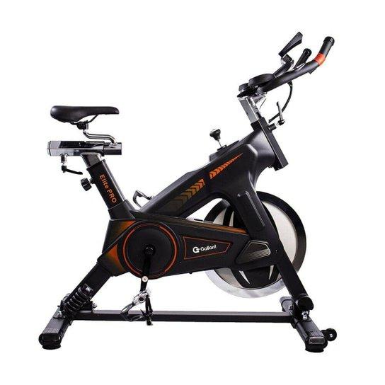 Bicicleta Ergométrica Gallant Elite Pro Spinning Mecânica - Preto