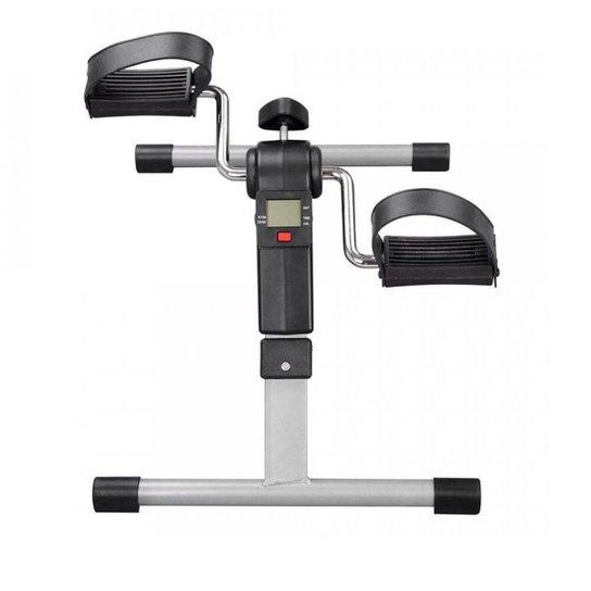 Bicicleta Ergométrica Mini Bike Dobrável Monitor Digital Yangfit - Preto
