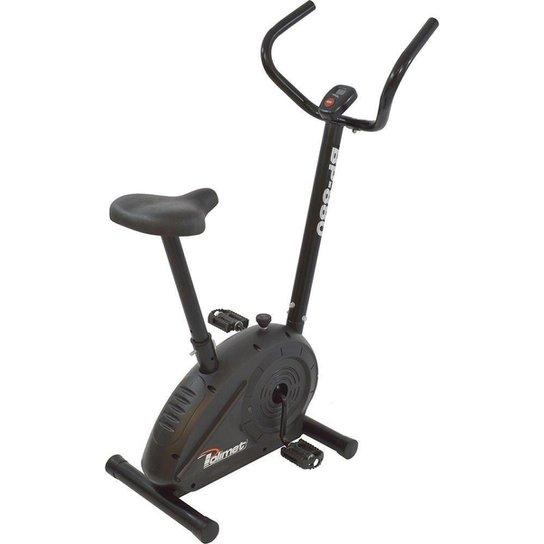 Bicicleta Ergométrica Polimet BP-880 - Preto