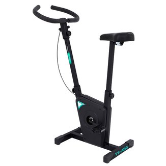 Bicicleta Ergométrica Vertical Até 100 Kg Trevalla TF450 3 Regulagens Preta
