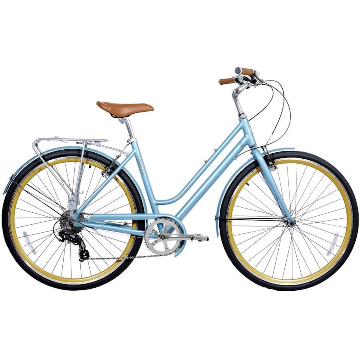 45ae24543 Bicicleta Feminina Gama Metropole Aro 700 Cielo - Compre Agora ...