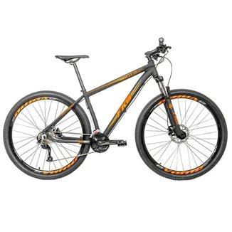 Bicicleta FKS Fuel 27v Freio Hidráulico MTB 29 Shimano Tourney