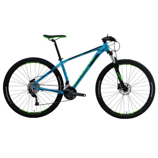 Bicicleta Groove Hype 70 27v - Azul