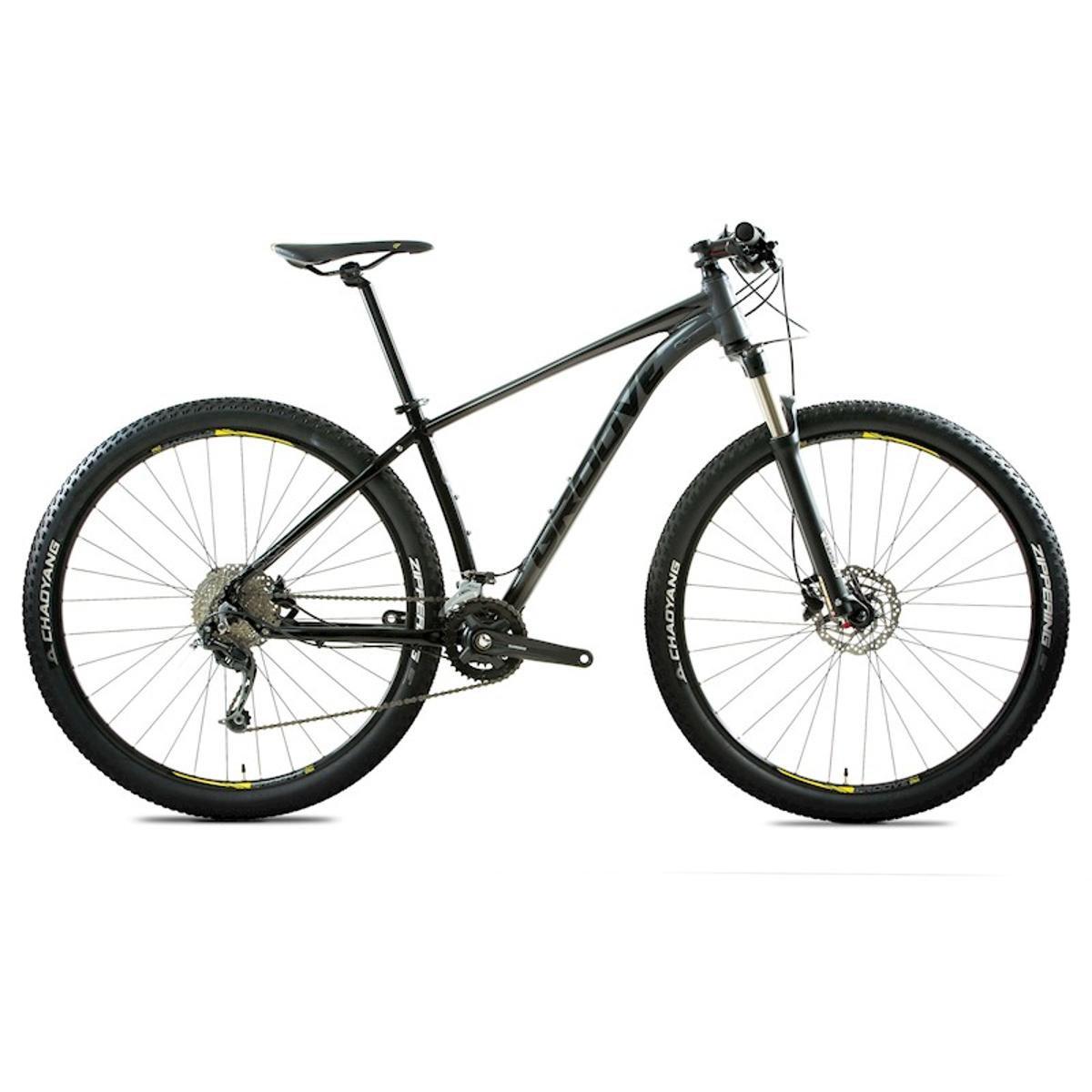 Bicicleta Groove Ska 70 T17 Aro 29 Susp. Dianteira 27 Marchas - Preto