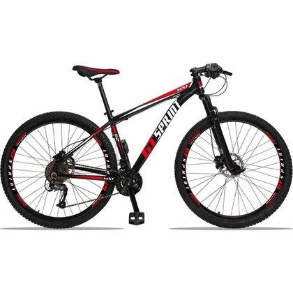 Bicicleta GT Sprint MX1 27v Freio Hidráulico Câmbio Shimano Altus Aro 29 Alumínio