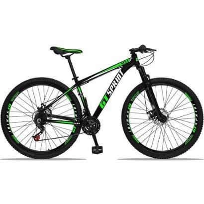 Bicicleta GT Sprint MX1 Aro 29 21 Marchas Freio a Disco Mecânico - Unissex