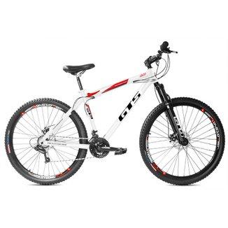 Bicicleta Gts Advanced 1.0 Aro 29 Freio Disco Câmbio Traseiro Shimano 24 Marchas