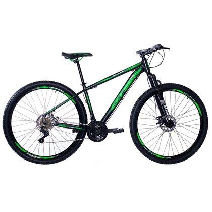 Bicicleta Gts Pro M5 Blade Aro 29 Freios a Disco Câmbios Shimano
