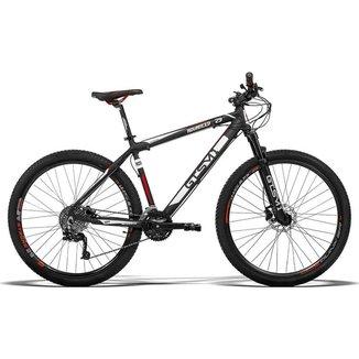 Bicicleta Gtsm1 Aro 29 Freio A Disco Hidráulico Câmbio Mx9 27 Marchas E Suspensão Com Trava