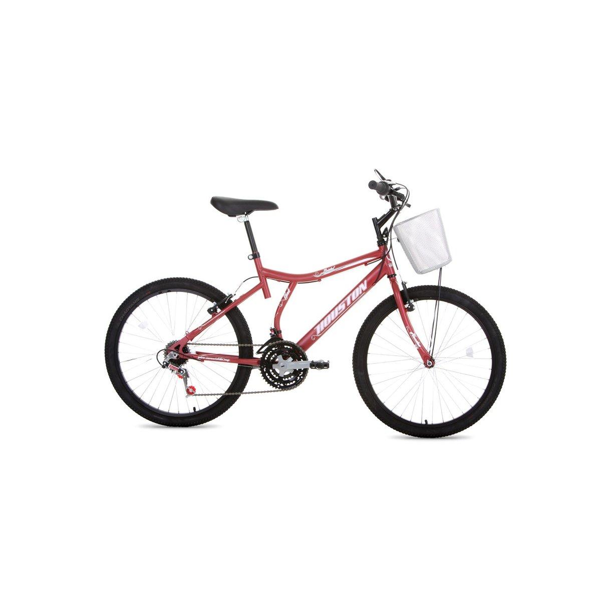 1831eafa8 Bicicleta Houston Bristol Peak Aro 24 Quadro Tamanho 18