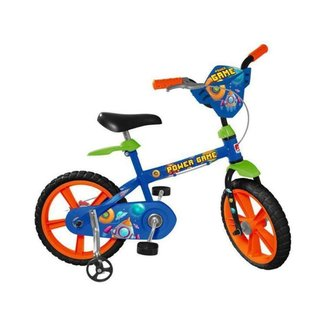 Bicicleta Infantil Aro 14 Bandeirante Power Game