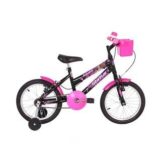 Bicicleta Infantil Aro 16 Status Belíssima