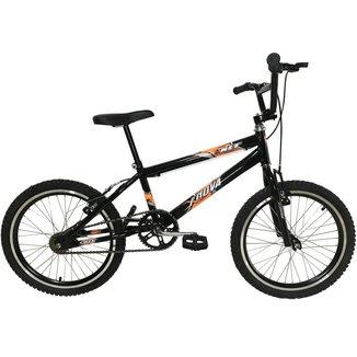 Bicicleta Infantil Aro 20 Aero Cross Freestyle - Xnova