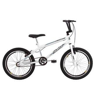 Bicicleta Infantil Aro 20 Status Cross