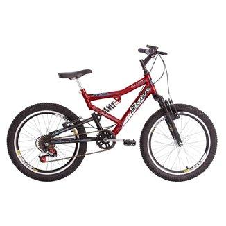 Bicicleta Infantil Aro 20 Status Full
