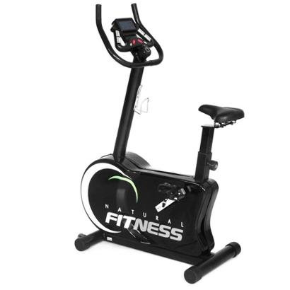 Bicicleta Magnética Ergometrica Confortável Corrida Monitor