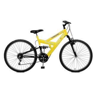Bicicleta Master Bike Aro 26 Kanguru Style 21 V V-Brake