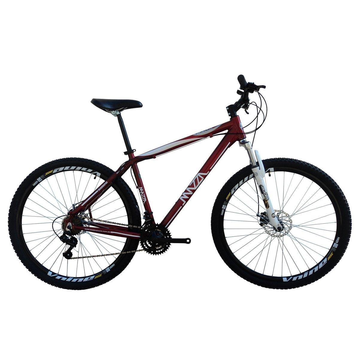Bicicleta Mazza Bikes Fire 112 - Aro 29 - Altus 24 Marchas HID - Compre  Agora  a399a75d2f0d8