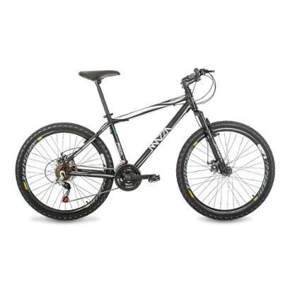 Bicicleta Mazza Bikes Fire - Aro 26 Disco - Shimano 21 Marchas - Unissex