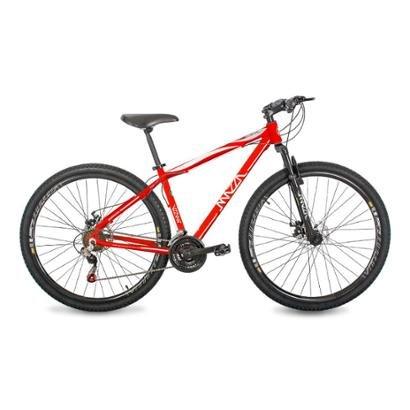 Bicicleta Mazza Fire Aro 29 Shimano 21 MZZ - 200 - Unissex - Vermelho