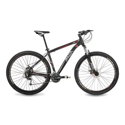 Bicicleta Mazza Ninne - Aro 29 Disco - Deore 27 Marchas - 21 - Unissex - Branco