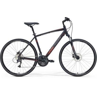 Bicicleta MERIDA CROSSWAY 40D Aro 700 Shimano Altus 9 - Unissex