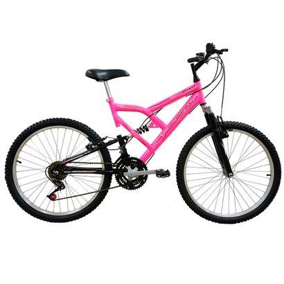 Bicicleta Mormaii Aro 24 Full FA240 - Feminino