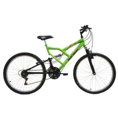 Bicicleta Mormaii Aro 26 Fullsion - Masculino