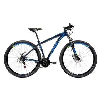 Bicicleta MTB Caloi Aro 29 com 21 Velocidades