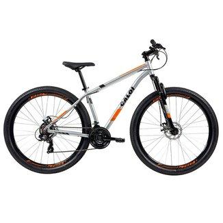 Bicicleta MTB Caloi Two Niner Alloy Aro 29 - Susp Diant - 21 Vel