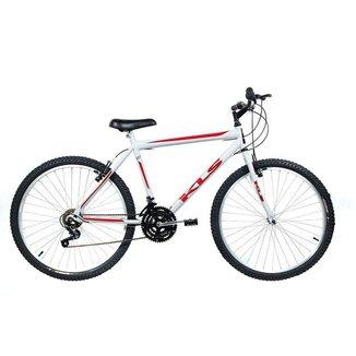 Bicicleta Mtb Kls Sport Aro 26 Freio V-Brake 21 Marchas