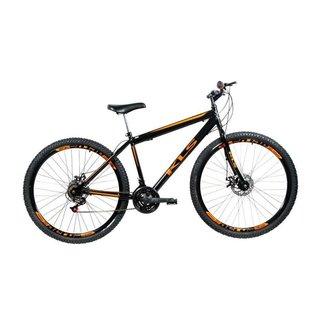 Bicicleta MTB KLS Sport Gold Aro 29 Freio Disco 21 Marchas