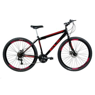 Bicicleta Mtb Kls Sport Gold Aro 29 Freio Disco Ezfire 21 Marchas Shimano