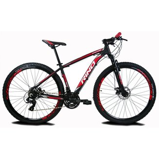 Bicicleta RINO ATACAMA 29 Freio a Disco - Cambios Shimano 2.0 - 21v