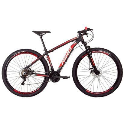 Bicicleta RINO ATACAMA 29 Freio a Disco - Cambios Shimano 24v
