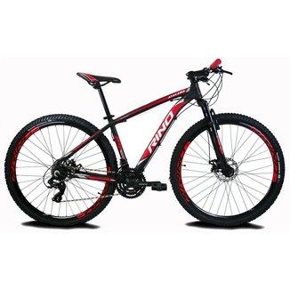 Bicicleta RINO ATACAMA 29 Freio Hidraulico - Shimano Altus com trava 24v