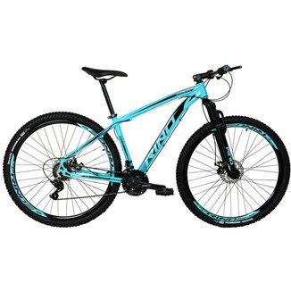 Bicicleta RINO EVEREST 29 Freio a Disco - Cambios Shimano 21v